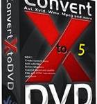 Convertxtodvd 5 c ключом скачать