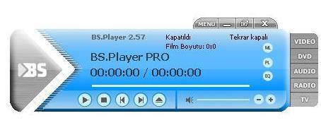Скачать BS.Player 2.66 на компьютер