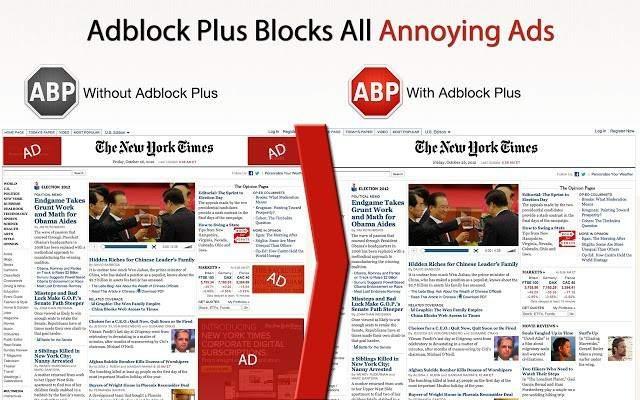 Adblock plus скачать