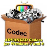 Скачать ADVANCED Codecs