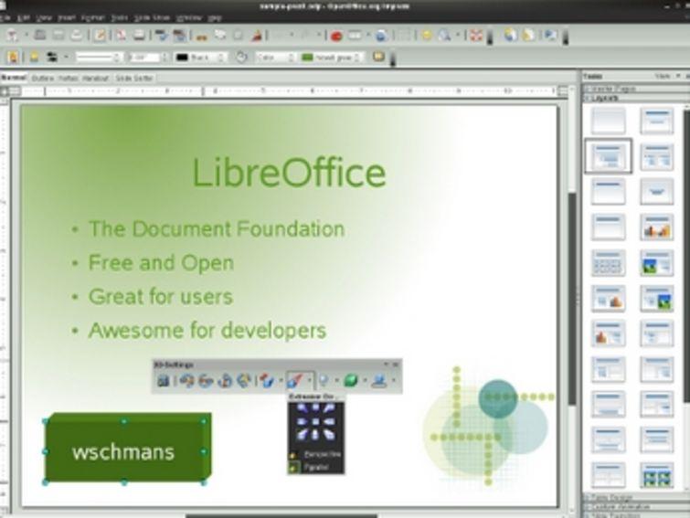 Libre Office Calc Base
