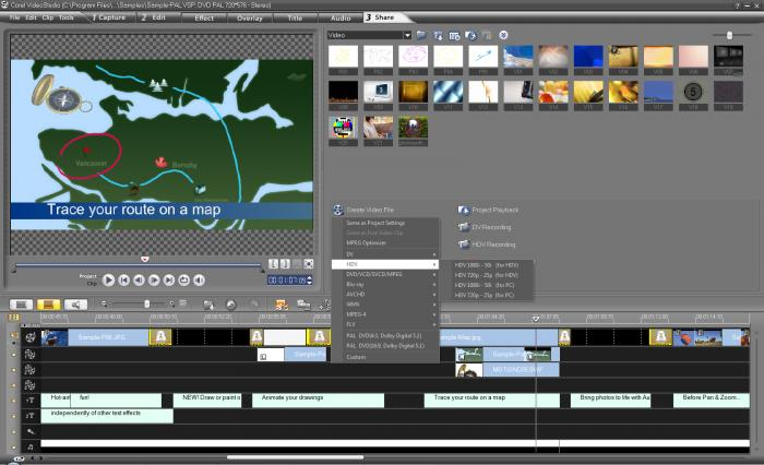 Corel videostudio ultimate 2018 21. 2. 0. 113 + русификатор.